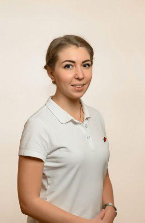 Чернядьева Мария Александровна