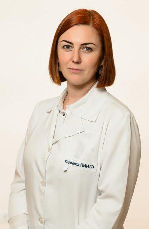 Гутт Анна Александровна