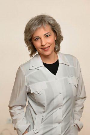 Храпова Юлия Владимировна