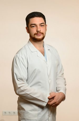 Копорушко Николай Александрович