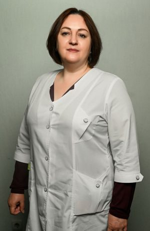 Сивина Елена Геннадьевна